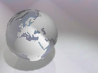 mondo, globo