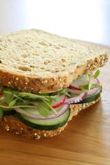 Vegetarian Sandwich