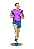 marathoner poster