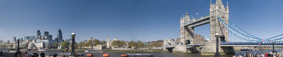 Central London panorama © fazon