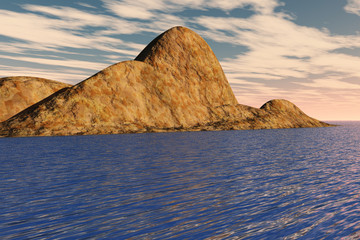 Lifeless Island