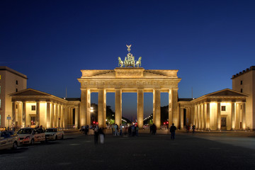 Brandenburger Tor - Berlin