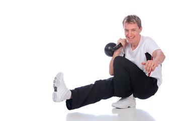 hard exercise