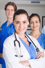 medical doctor interns