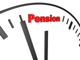 Pension poster