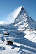 Matterhorn in Winter - 13614312