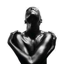 Composée femme noire