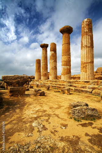 Temple of Hercules - Sicily