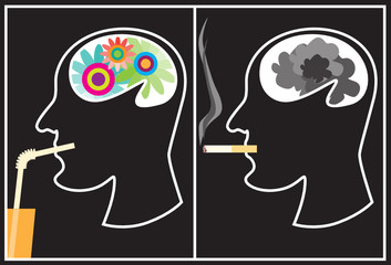 Smoking - a harm!