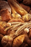Fresh bread and pastry - 13623376