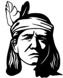 apache  vector poster