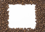 rectangle coffee frame poster