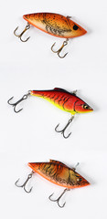 Crayfish Rattling Lures