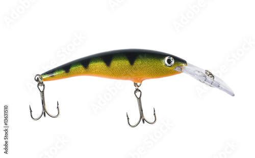Perch Immitation Fishing Lure