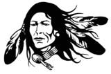 apache con penne poster