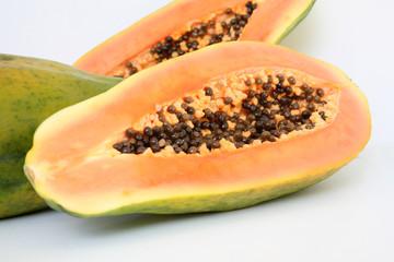 Mamão - Papaia - Abacaxi - Ananás - Piña - Papaya - Papaye