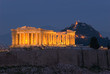 Parthenon at Twilight