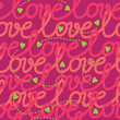 roleta: seamless love pattern
