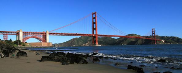 Golden Gate Bridge - San Francisco California