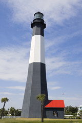 Modern lighthouse