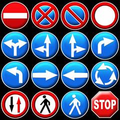 Segnali stradali-Driver's Licence-Permis Conduire