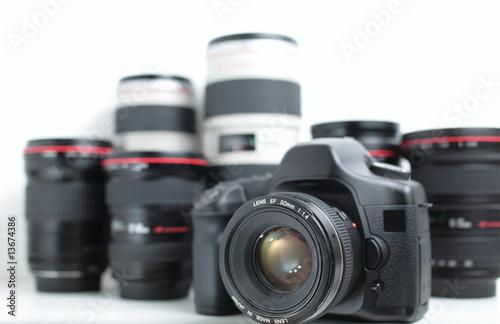 DSLR & Lenses - 13674386