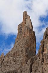Torri del Vajolet - Dolomiti