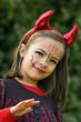 portrait d'un petit diable