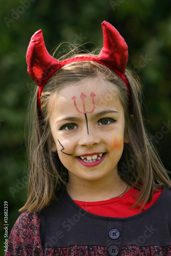 grand bonheur d'un petit diable