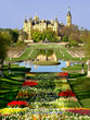 Schwerin, Schloss mit Schlossgarten
