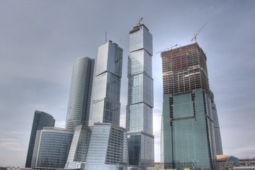"Housebuilding business center ""Moscow-City"""