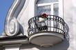 Jugendstil-Balkon