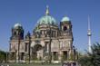 Der Berliner Dom am Lustgarten auf der Museumsuinsel