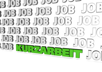 Kurzarbeit & Job Wand