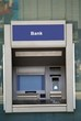 cash machine. hole in the wall. cash point. bank