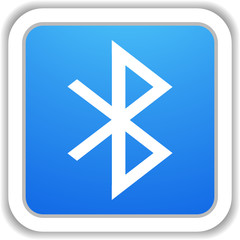 Blue Bluetooth
