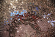 closeup mirror ball - 13716110