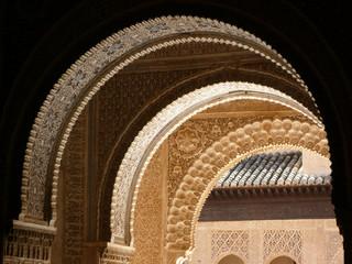 Arches de style Mudejar