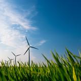 Fototapety Windkraft