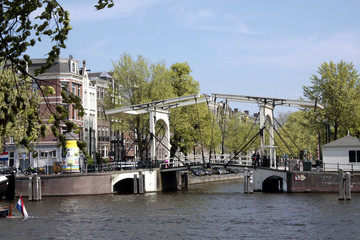 Magere Brug 1, Amsterdam