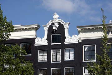 Architecture à Amsterdam