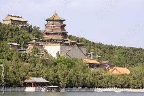 Foto op Aluminium Beijing antico palazzo imperiale a Pechino