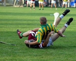 Hurling Rough Play