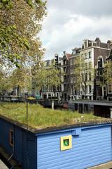 Maison écologique à Amsterdam