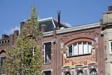 Entrepôt transformé en habitation, Amsterdam poster