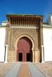 portes d'une mosqué à meknes