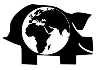 Schweinegrippe – Ansteckungsgefahr weltweit