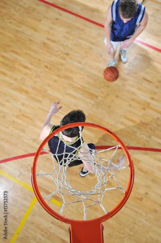 basketball competition concept © .shock