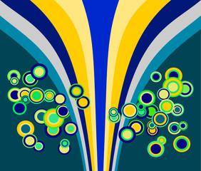 Speed Retro Background