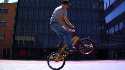 BMX: Trick Combo